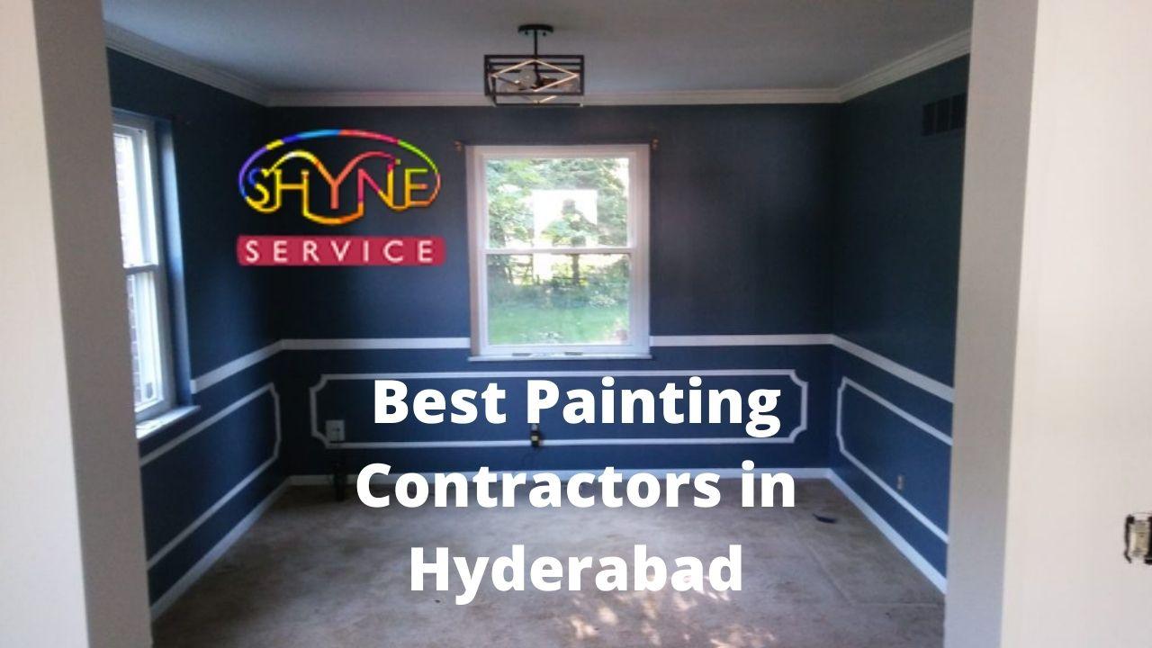 Best Painting Contractors in Hyderabad