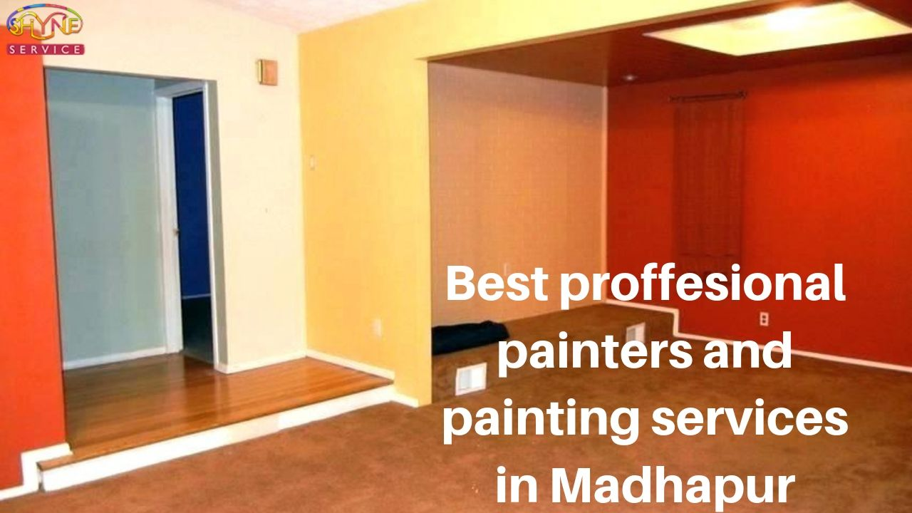 best professional painters and painting services in madhapur