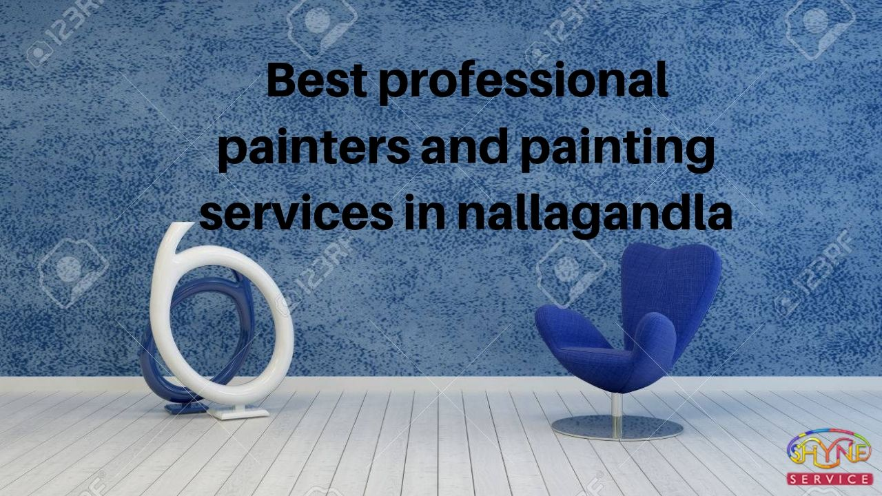best professional painters and painting services in nallagandla