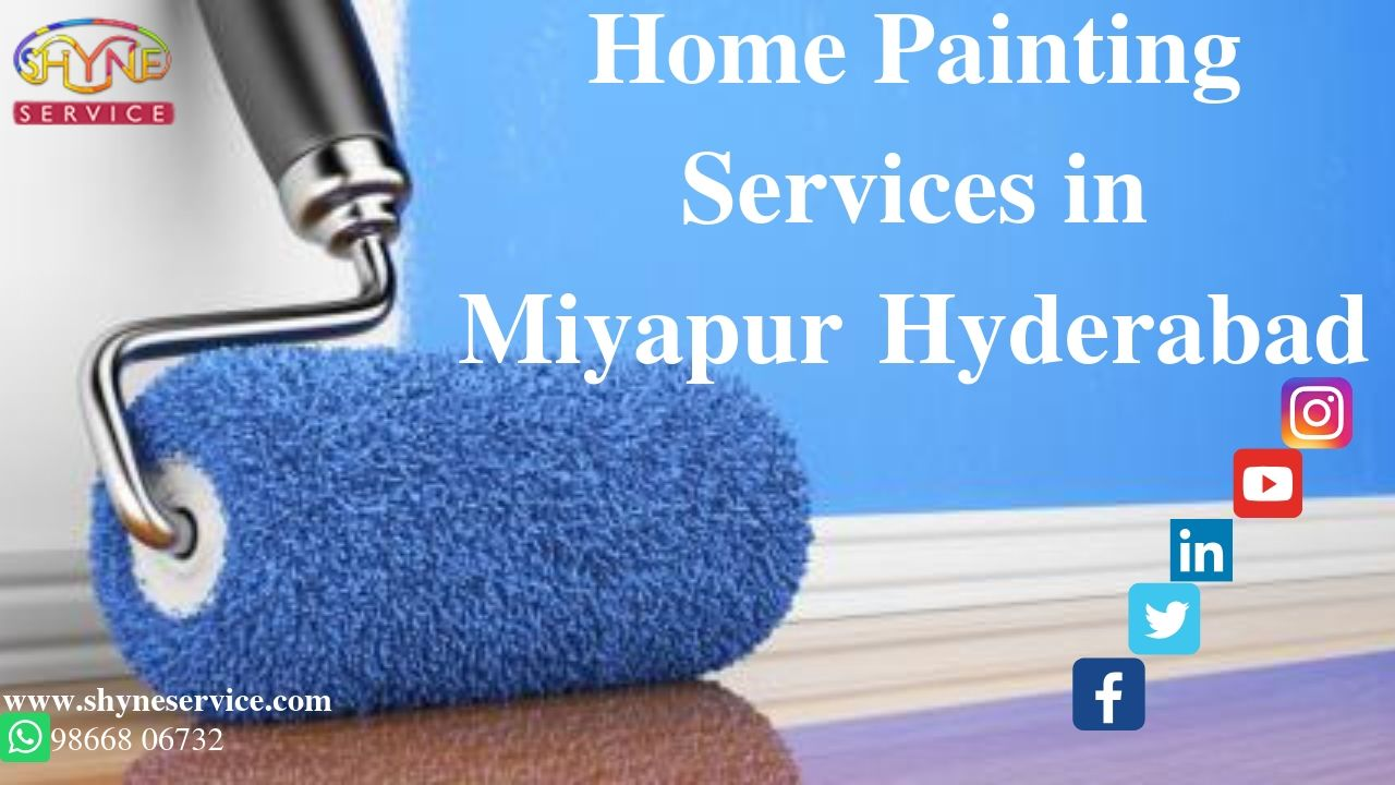 Home Painting Services in Miyapur Hyderabad