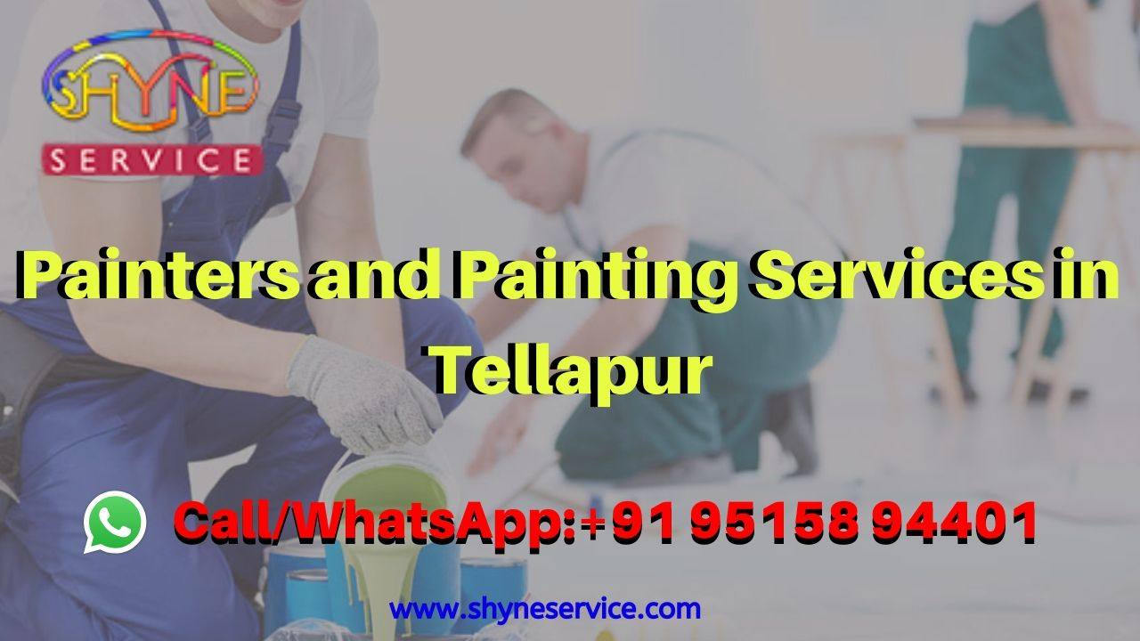 painters and painting services in tellapur
