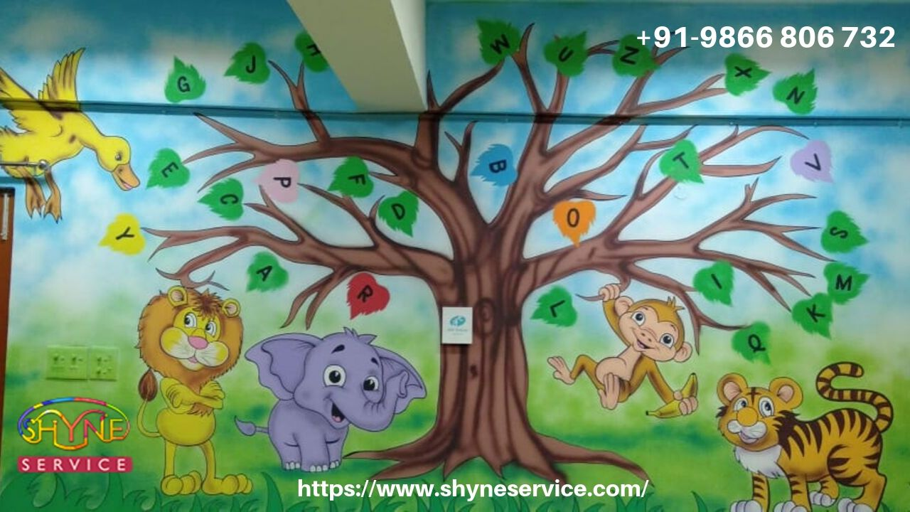 house painters and painting contractors in hitech city