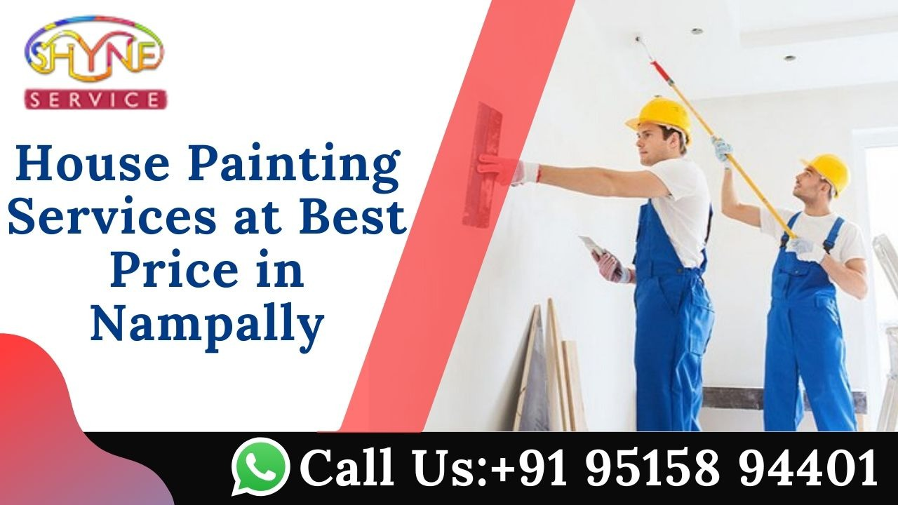 House Painting Services in Nampally