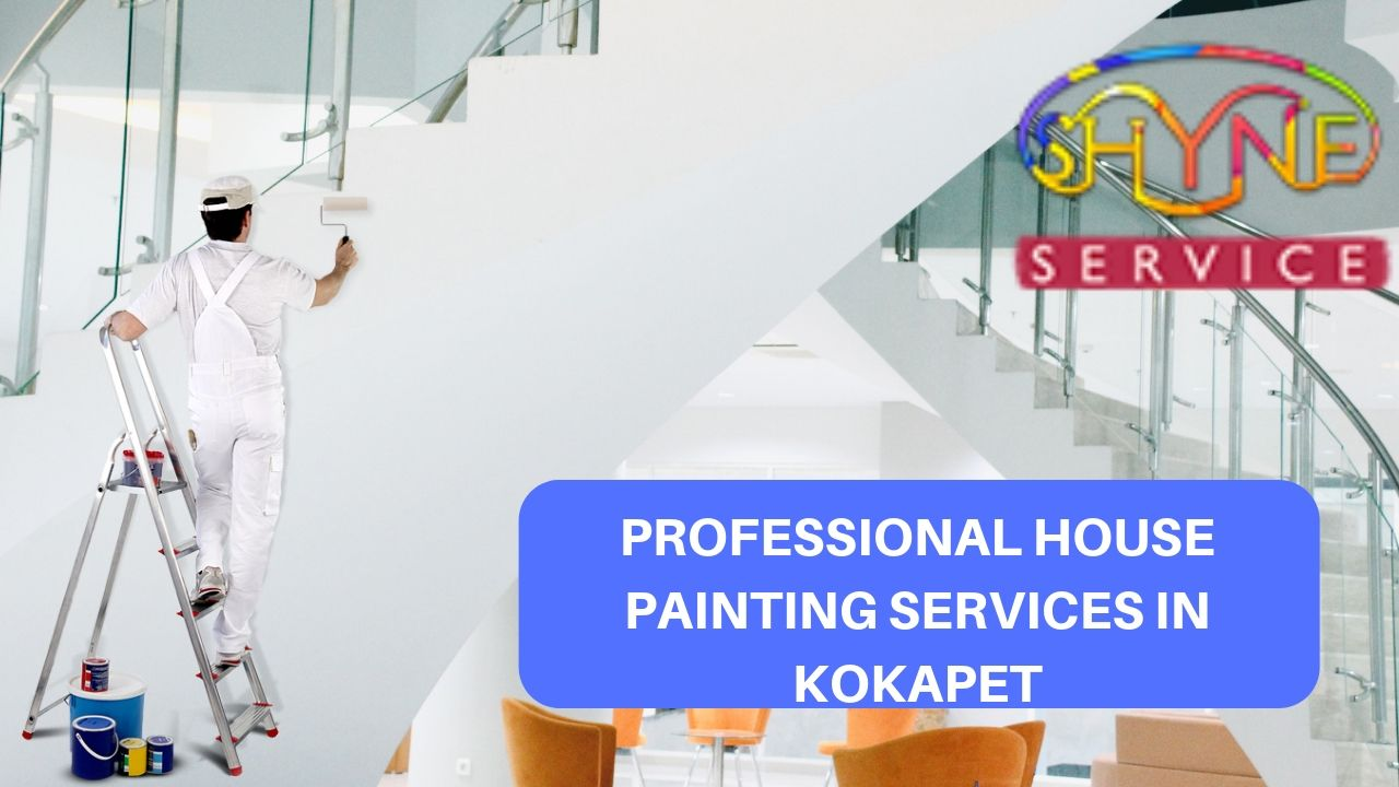 professional house painting services in kokapet hyderabad