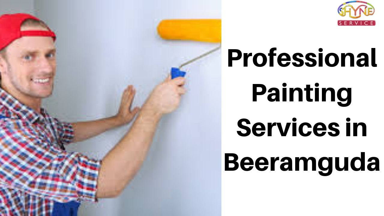 professional painting services in Beeramguda Hyderabad