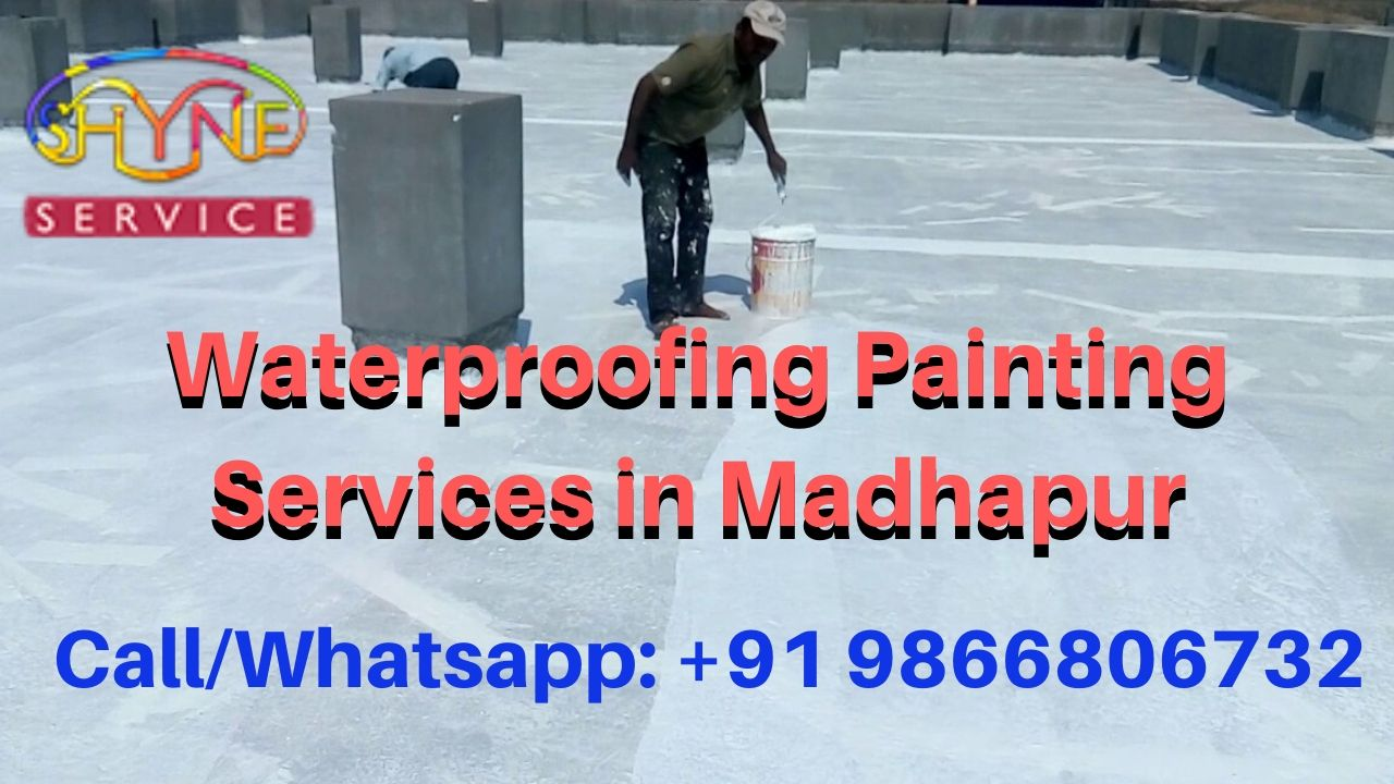 waterproofing painting services in madhapur