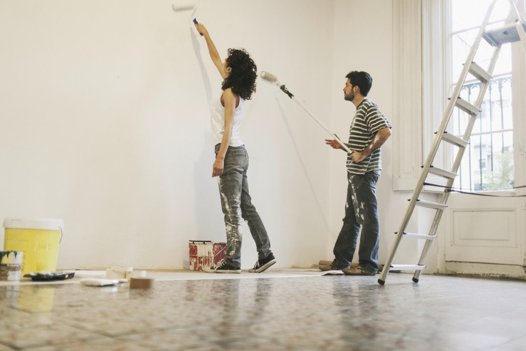 Rental painters and painting services
